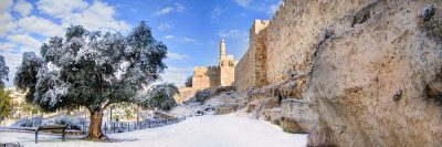 Jerusalem: A city for all seasons.