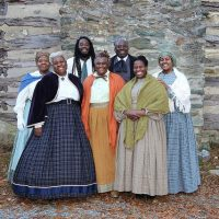 Jubilee Voices at Hampton National Historic Site