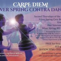 Carpe Diem! Second Thursday Contra Dance
