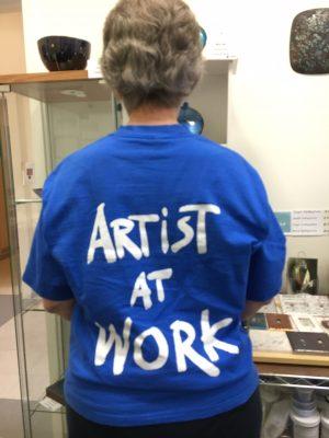 Artist in Residence Open House