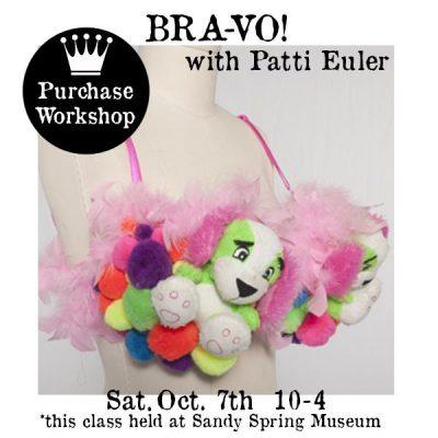 Bra-Vo! An Altered Bra Workshop