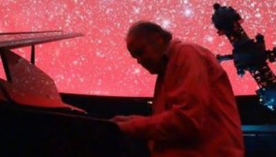 Claudio Recabarren: Piano Under The Stars