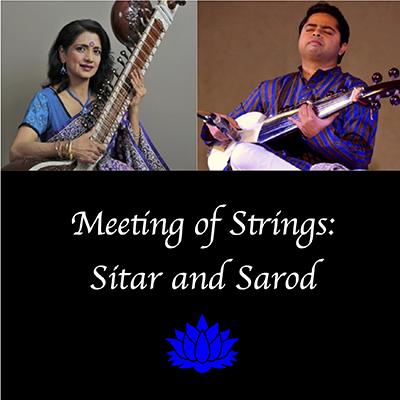 Meeting of Strings: Sitar and Sarod