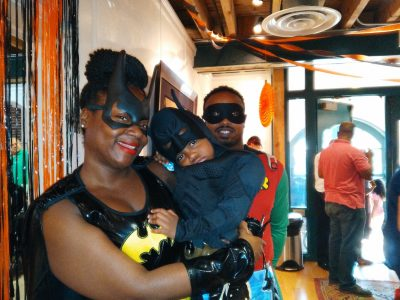 Boo! at the Barn features ghoulish fun for families with young children at the Arts Barn.