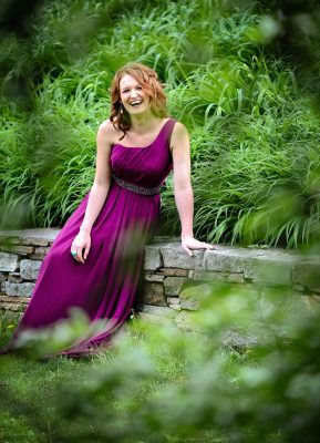"""Soprano Jaely Chamberlain will be a featured soloist when Cathedra performs Mozart's """"Requiem in D Minor."""""""