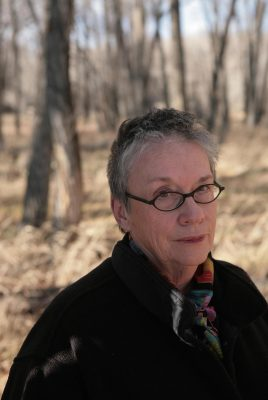 Author Annie Proulx will receive the Fitzgerald Award on Oct. 21.