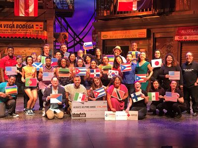 'In The Heights' Raises More Than $100,000 for Hurricane Relief