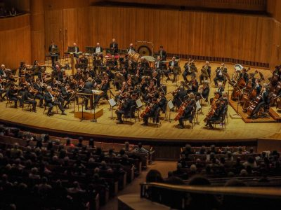 The Baltimore Symphony Orchestra in concert.