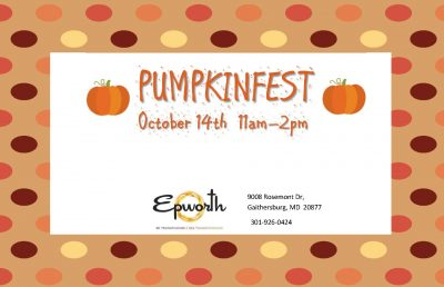 Pumpkin Fest at Epworth United Methodist Church