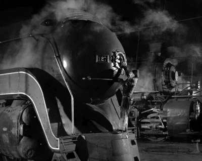 """Ghost Train"" (1941)"