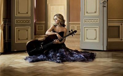 Sol Gabetta Performs Tchaikovsky with the Baltimore Symphony