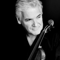 Pinchas Zukerman Performs Bach with the BSO