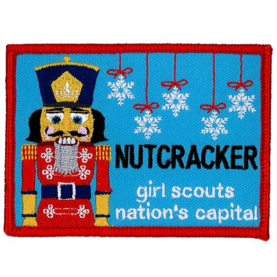 Girl Scouts at The Nutcracker