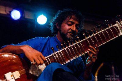 Sitar Performance by Abhik Mukerjee
