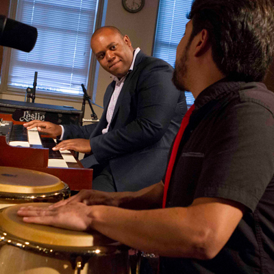 Taking Leonard Downtown: Gettin' Funky With The Maestro