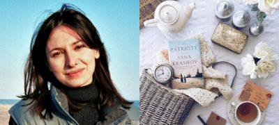 Sunday Fiction Luncheon featuring Sana Krasikov