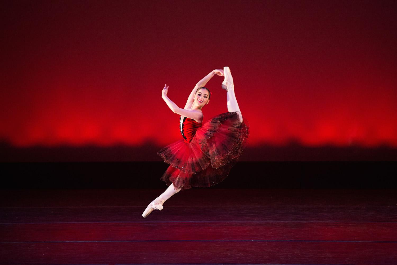 "f7a1d5ebc679 Caroline Hamilton dances in Akhedova Ballet Academy s ""Nutcracker Night."""
