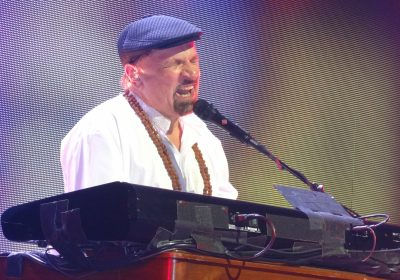 Classically trained pianist Felix Cavaliere transferred his skills to the Hammond Organ to help create The Rascals' unique rock and roll sound.