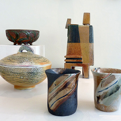 Holiday Shopping at Glen Echo Pottery Gallery