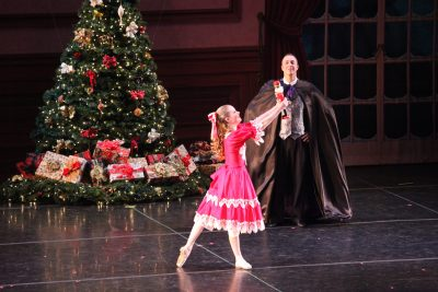 "A scene from Metropolitan Ballet Theatre's ""The Nutcracker."""