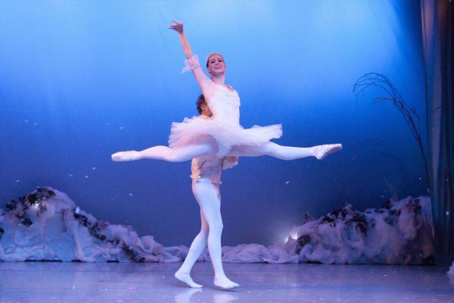 """A scene from Rockville Civic Ballet's """"The Nutcracker."""""""