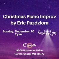 Christmas Piano Improv