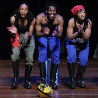 Wheaton Family Theatre Series: Lesole's Dance Proj...