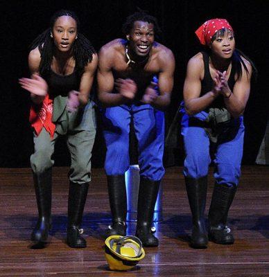 Wheaton Family Theatre Series: Lesole's Dance Project