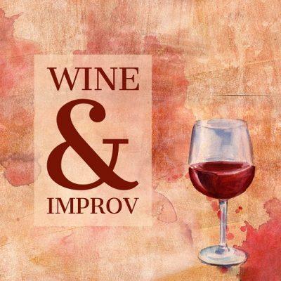 Art Night Out: Wine & Improv