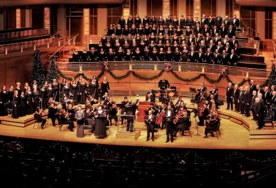 "The National Philharmonic Orchestra and Chorale, conducted by Stan Engebretson, will perform Handel's ""Messiah"" at the Music Center at Strathmore."