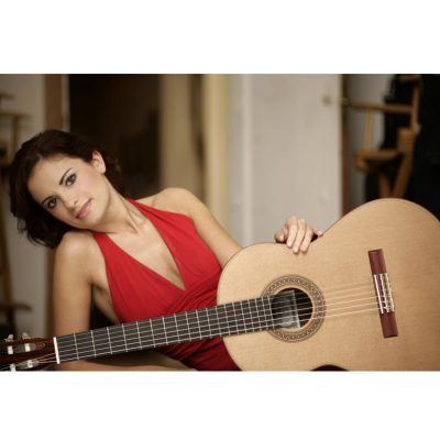 Classical Guitarist, Ana Vidovic, Croatia