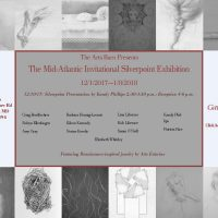 Mid-Atlantic Invitational Silverpoint Exhibition