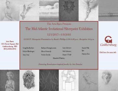 Mid-Atlantic Invitational Silverpoint Exhibition
