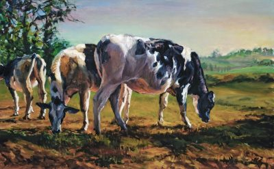 Exhibitions: Large Scale, Fine Art in Miniature, B...
