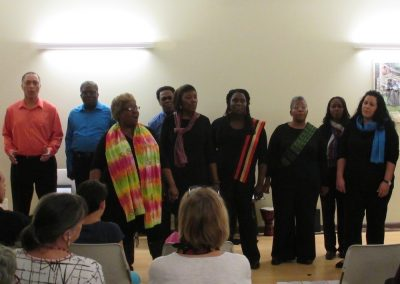 MLK Commemoration: Jubilee Voices at Temple Shalom
