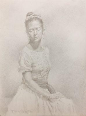 """Bathsheba"" by Patricia McMahon Rice"