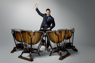 James Wyman is the Baltimore Symphony Orchestra's principal timpanist.