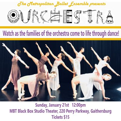 Ourchestra: A New Ballet