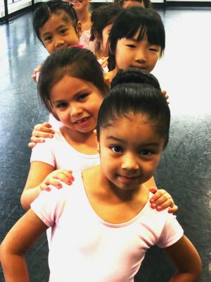 Summer Evening/Weekend Dance Classes for ages 3-Adult at Metropolitan Ballet Theatre & Academy