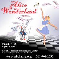 Alice in Wonderland, a ballet
