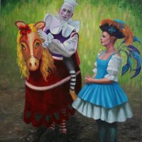 Gallery Exhibit: Archetypes, Myths and Folklore