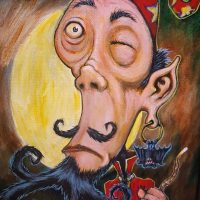 Gallery Exhibit: Uncommon Characters