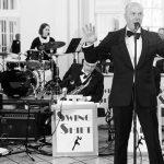Swing Dance in Glen Echo's Spanish Ballroom