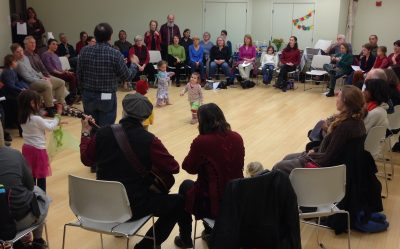 February Community Sing: Black History Month & Songs of Love