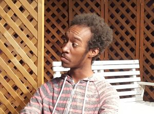 """Tyrell Martin is playing the role of Dr. Joseph LeVay in """"Stick Fly."""""""