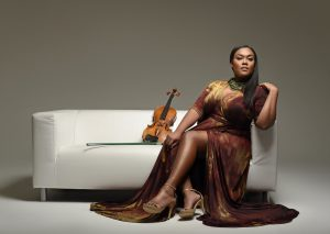 Music is in Chelsey Green's blood; her grandmother was a classical violinist.