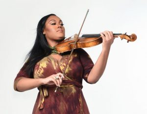 Chelsey Green plays violin and viola, sings and teaches.