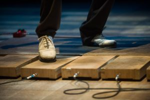 """Tap dance and technology combine in """"ETM: Double Down."""""""