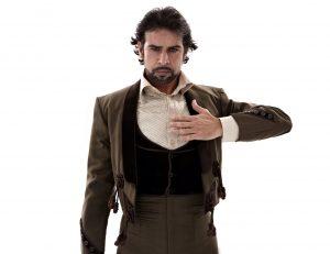 Antonio Hidalgo will be part of Flamenco Vivo's show at Montgomery College's Cultural Arts Center.