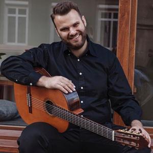 Classical Guitarist: Lukasz Kuropaczewski, Poland